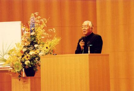 服部幸應文化講演会「食育のすすめ」