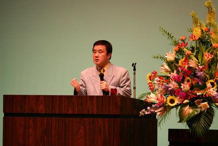 金沢泰裕文化講演会