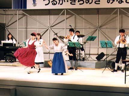 げんでんふれあいコンサート 愉快なドイツ音楽への誘い ブラス・フォーゼ in 敦賀