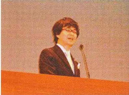 文化講演会「本村健太郎」